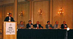 photo ofTriennial Scientific Meeting In San Francisco, California USA